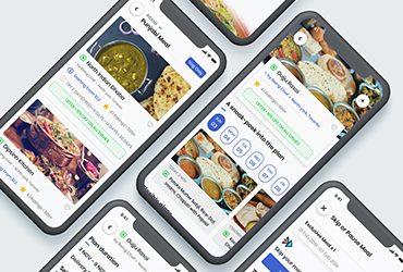 TiffinHunt-app-design
