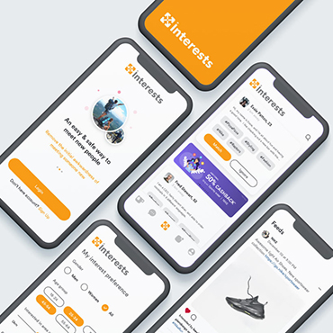 interests-app-design
